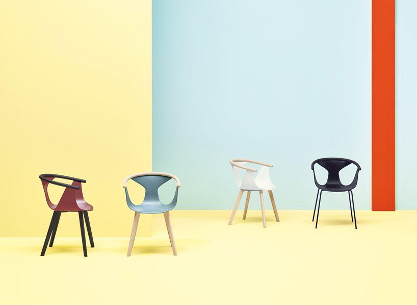 Krzesła Pedrali Fox