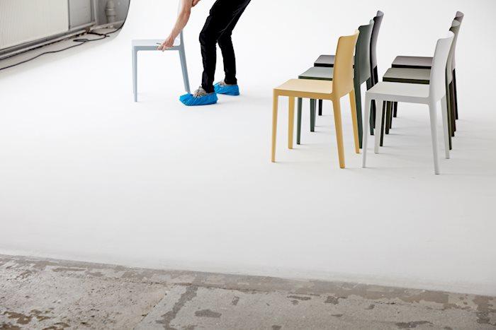 Krzesła HAY - Model Élémentaire.