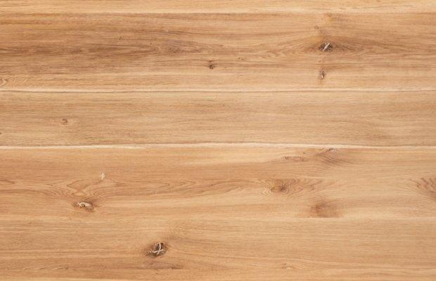 Dębowy stół z litego drewna