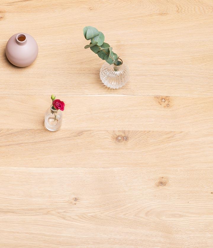 Skandynwski stół z litego drewna dębowego. Stół George od Hoom