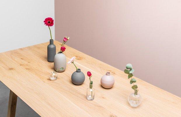 Skandynawski stół z drewna dębowego do jadalni - Stół George od hoom