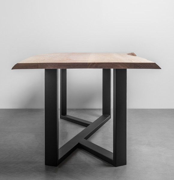 Industrial table dining table - King table from Hoom