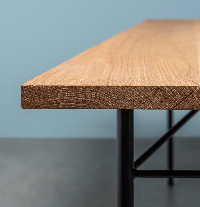 stol martin z drewna debowego postarzanego-kopia