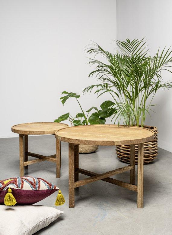 okrale stoliki kawowe z postarzanego drewna4