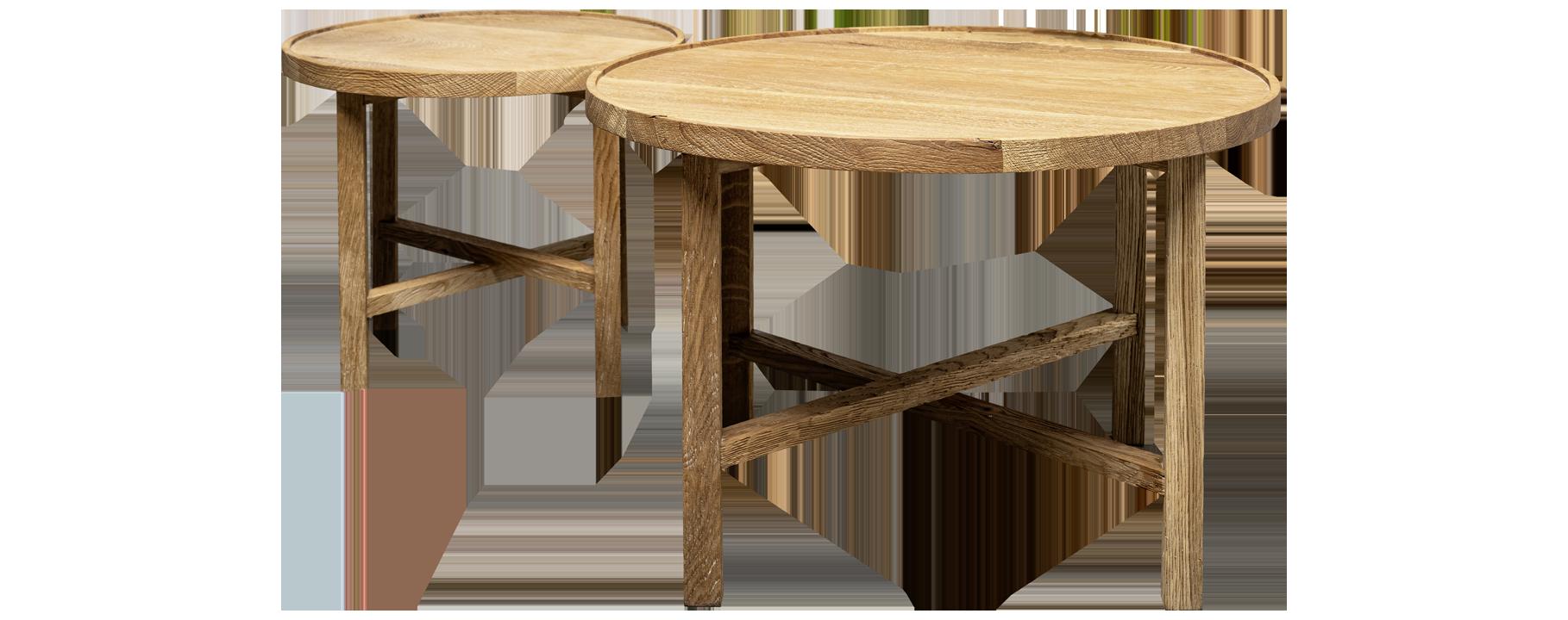 stoliki kawowe z drewna od hoom