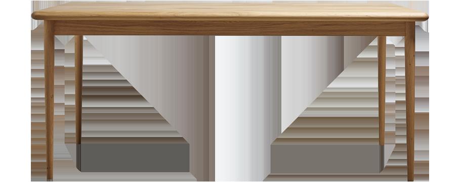 Stol z litego drewna Olivia od hoom